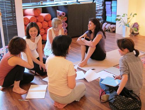 spirit yoga studio. Black Bedroom Furniture Sets. Home Design Ideas